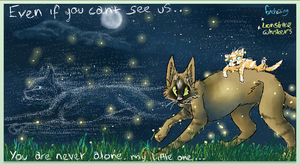 Never Alone: Iscribble by Lionstrikewhiskers