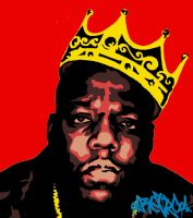 Notorious BIG by leoski8