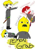 Lemongrab by up-down-x