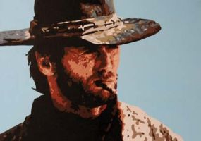Clint Eastwood by RKS82