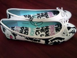 Girl shoes by keopsa