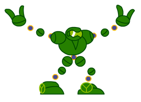 Vectorman Practice by Unknowni123
