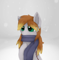 Snow by ManeRibbons