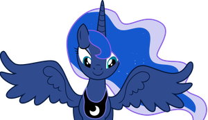 Luna Vector by FlawlessTea