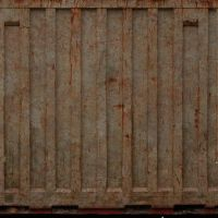 Container wall - rusted by PoProstuBono