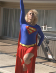 Kaycee Anne As Supergirl #3 by WONTV5