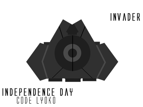 ID:CL Concept- Invader by PeaceKeeperd