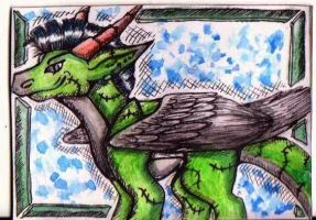 (ACEO) for Sybila by PurpleWish23