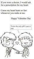 Valentines Day Card 7 by GDI1