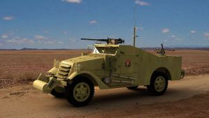 1940 M3 SCOUT by melkorius