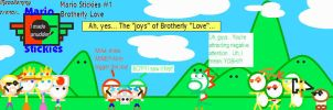 Brotherly Love by Metallemmy