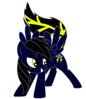 Shadow Thunder 2 by IamthegreatLyra