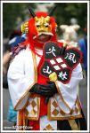 Animagic - Takeda Shingen by RedCathedral