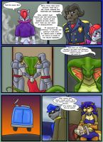 Sly Cooper: Thief of Virtue Page 232 by ConnorDavidson