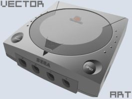 Dreamcast Vector by e-klipse