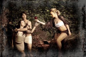 Lith confronts Adam and Eve by redvideo