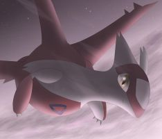 Latias by All0412