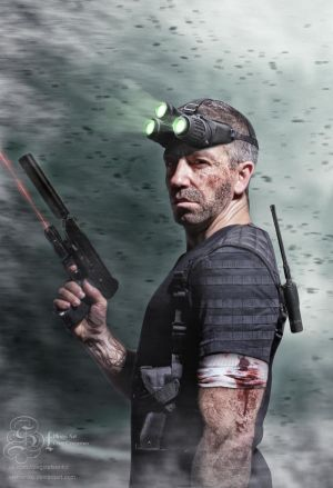 Splinter Cell : Blacklist by Stetsenko