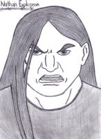 Nathan Explosion by MetallicaFreak82