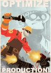 Team Fortress 2: Production by JayAxer