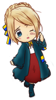 Hetalia- Ukraine by Lugia-sea