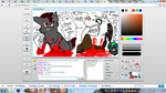 THIS ISCRIBBLE...... by Fuchsia-face