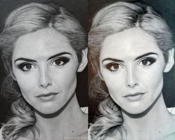 Tamsin Egerton by RED-ADAM