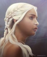 Mother of Dragons by Susana-Santos