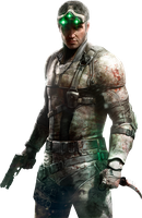 Splinter Cell Black List - Sam Fisher. by IvanCEs