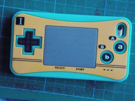 iPod touch case by MunsenTheBiscuit69