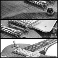 Guitar - Details by Cataclysm-X