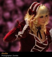 Alodia by anythingprint