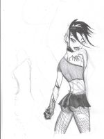 gothchick by j0epep