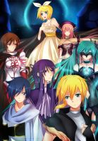 VOCALOID: Synchronicity by Squ-chan