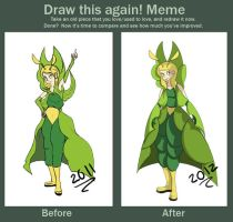 Draw This Again! Meme by SeiAni