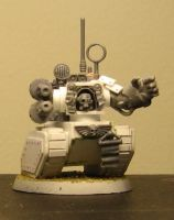 Legio Cybernetica Robot WIP Update by ROBOPOPE