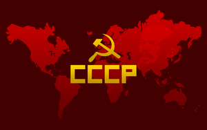 CCCP by prickor