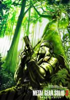MetalGearSolid 3 SnakeEater by timwork
