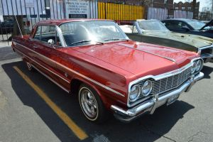 1964 Chevrolet Impala III by Brooklyn47