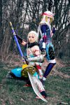 Hyrule Warriors by FantasticLeo