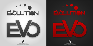 eVolution Logotype by dalla-kun