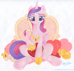 Love Goddess by TwilightFlopple