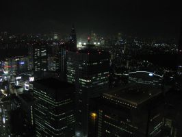 From Atop Tokyo by JeanneABeck