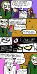 BATMAN: APPLES TO APPLES PT 12 by Lascaux