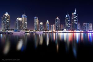 Marina Reflections by VerticalDubai