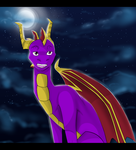 .:Spyro:. by HoweII