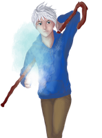 Jack Frost by churien