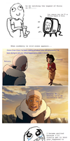 Legend of Korra Rage Comic by alienforce20