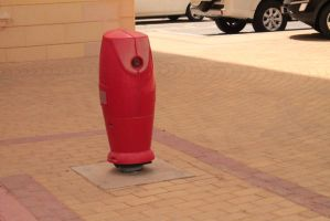 fire hydrant by pictobrony
