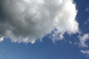 Big Puffy Clouds by SarahCB1208